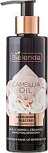 Parfüm, Parfüméria, kozmetikum Sminklemosó tej - Bielenda Camellia Oil Luxurious Make-up Removing Milk