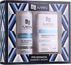 Parfüm, Parfüméria, kozmetikum Szett - AA Cosmetics Men Sensitive Set (sh/gel/200ml + ash/lot/100ml)