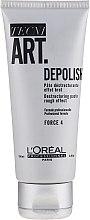 Parfüm, Parfüméria, kozmetikum Hajformázó paszta - L'Oréal Professionnel Tecni.art Depolish Force 4