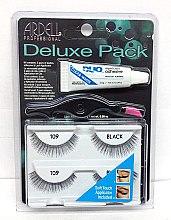 Parfüm, Parfüméria, kozmetikum Műszempilla készlet - Ardell Deluxe Pack 109 Black