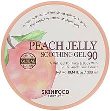 Parfüm, Parfüméria, kozmetikum Testgél - Skinfood Peach Jelly Soothing Gel