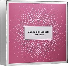 Parfüm, Parfüméria, kozmetikum Angel Schlesser Femme Adorable - Szett (edt/100ml + edt/15ml + b/lot/100ml)