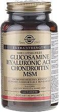 Parfüm, Parfüméria, kozmetikum Étrend-kiegészítő komplexum - Solgar Glucosamine Hyaluronic Acid Chondroitin MSM