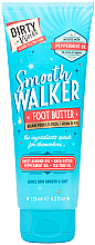 Parfüm, Parfüméria, kozmetikum Lábolaj - Dirty Works Smooth Walker Foot Butter