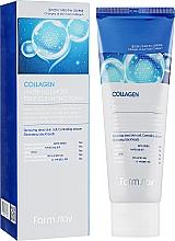 Parfüm, Parfüméria, kozmetikum Anti-age hidratáló hab kollagénnel - FarmStay Collagen Water Full Moist Deep Cleansing Foam