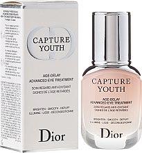 Parfüm, Parfüméria, kozmetikum Szemkörnyékápoló - Dior Capture Youth Age-Delay Advanced Eye Treatment