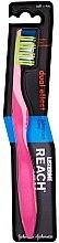 Parfüm, Parfüméria, kozmetikum Fogkefe lágy, rózsaszín - Listerine Reach Dual Effect Soft