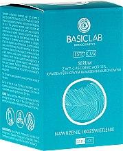 Parfüm, Parfüméria, kozmetikum Arcszérum C vitaminnal - BasicLab Dermocosmetics Esteticus