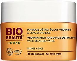 Parfüm, Parfüméria, kozmetikum Detox-maszk - Nuxe Bio Beaute Vitamin Rich Detox Mask
