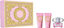 Parfüm, Parfüméria, kozmetikum Versace Bright Crystal - Szett (edt/50ml + b/l/50ml + sh/gel/50ml)
