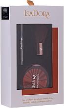 Parfüm, Parfüméria, kozmetikum Szett - IsaDora Bronzing Travel Kit (bronzer/3.8g + mascara/3ml + brush/1pcs)
