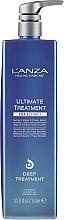Parfüm, Parfüméria, kozmetikum Helyreállító hajpakolás - Lanza Ultimate Treatment Step 2 Deep Treatment
