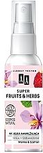 Parfüm, Parfüméria, kozmetikum Hidratáló arcmiszt - AA Super Fruits & Herbs