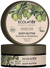 """Parfüm, Parfüméria, kozmetikum Krém-vaj testre """"Lágyság és gyengédség"""" - Ecolatier Organic Oliva Body Butter"""