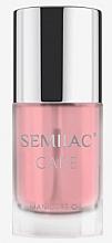 Parfüm, Parfüméria, kozmetikum Köröm és kutikula elixír - Semilac Nail & Cuticle Elixir
