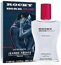 Parfüm, Parfüméria, kozmetikum Jeanne Arthes Rocky Man Red - Eau De Toilette