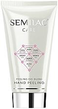 Parfüm, Parfüméria, kozmetikum Kézpeeling - Semilac Care Hand Peeling