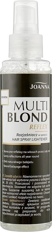 Hajszőkítő spray - Joanna Multi Blond Spray