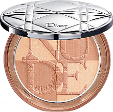 Parfüm, Parfüméria, kozmetikum Ásványi kompakt púder - Dior Diorskin Mineral Nude Bronze Powder (01- Soft Sunrise)