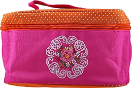 Parfüm, Parfüméria, kozmetikum Neszeszer 98154, rózsaszín-narancssárga - Top Choice Mandala