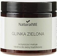 """Parfüm, Parfüméria, kozmetikum Természetes agyag """"Zöld"""" - NaturalME"""