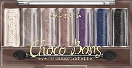 Parfüm, Parfüméria, kozmetikum Szemhéjfesték paletta - Lovely Choco Bons