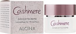 Parfüm, Parfüméria, kozmetikum Védőkrém arcra - Alcina Cashmere Face Cream