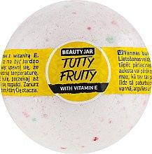Parfüm, Parfüméria, kozmetikum Fürdőbomba E-vitaminnal - Beauty Jar Tutty Fruity