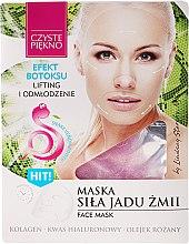 Parfüm, Parfüméria, kozmetikum Arcmaszk kígyó méreggel - Czyste Piekno Face Mask