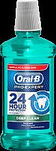 Parfüm, Parfüméria, kozmetikum Szájöblítő - Oral-B Pro-Expert Deep Clean