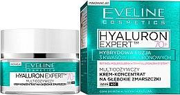 Parfüm, Parfüméria, kozmetikum Univerzális ránctalanító krém - Eveline Cosmetics Bio Hyaluron 4D Cream