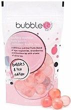"""Parfüm, Parfüméria, kozmetikum Fürdőgyöngyök """"Nyárias gyümölcs tea"""" - Bubble T Bath Pearls Summer Fruits Tea Melting"""