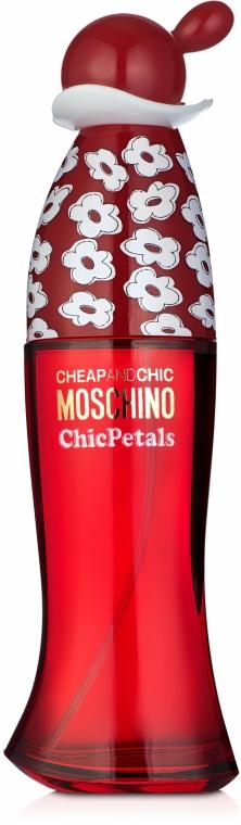 Moschino Cheap And Chic Chic Petals - Eau De Toilette (teszter kupakkal)