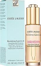 Parfüm, Parfüméria, kozmetikum Tápláló hidratáló kétfázisú olaj - Estee Lauder Revitalizing Supreme + Nourishing & Hydrating Dual Phase