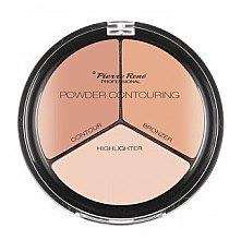 Parfüm, Parfüméria, kozmetikum Kontúrozó paletta - Pierre Rene Powder Contouring (6 g)