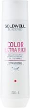 Parfüm, Parfüméria, kozmetikum Sampon színvédelemért - Goldwell Dualsenses Color Extra Rich Brilliance Shampoo
