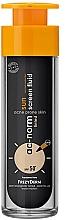 Parfüm, Parfüméria, kozmetikum Fluid arcra - Frezyderm Ac-Norm Active Sun Screen Tinted Fluid Spf50+