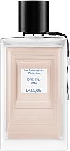 Parfüm, Parfüméria, kozmetikum Lalique Oriental Zinc - Eau De Parfum