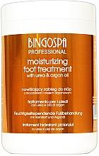 Parfüm, Parfüméria, kozmetikum Lábsó arganolajjal - BingoSpa Moisturizing Treatment With Argan Oil To Feet