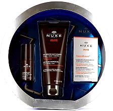 Parfüm, Parfüméria, kozmetikum Szett - Nuxe Men Anti-Age (eye/cr/15ml + f/fluid/50ml + sh/gel/200ml)