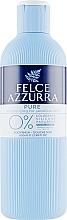 Parfüm, Parfüméria, kozmetikum Tusfürdő - Felce Azzurra Puro Moisturizing for Sensitive Skin