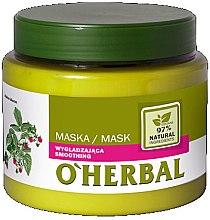 Parfüm, Parfüméria, kozmetikum Hajmaszk málna kivonattal - O'Herbal