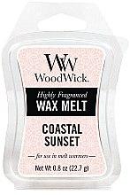 Parfüm, Parfüméria, kozmetikum Illatosított viasz - WoodWick Wax Melt Coastal Sunset