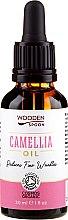 Parfüm, Parfüméria, kozmetikum Kamélia olaj - Wooden Spoon Camellia Oil