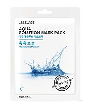 Parfüm, Parfüméria, kozmetikum Szövetmaszk - Lebelage Aqua Solution Mask