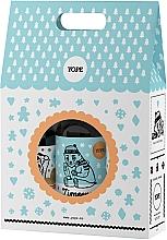 Parfüm, Parfüméria, kozmetikum Szett - Yope Zimowe Ciasteczka (sh/gel/400ml + l/soap/500ml + b/balm/300ml)