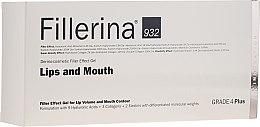 Parfüm, Parfüméria, kozmetikum Ajakdúsító gél, 4. szint - Fillerina Lips And Mouth Grade 4 Plus
