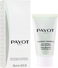Parfüm, Parfüméria, kozmetikum Mattító arcmaszk - Payot Pate Grise Masque Charbon