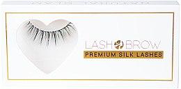 Parfüm, Parfüméria, kozmetikum Műszempilla - Lash Brow Premium Silk Lashes Natural Glam