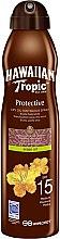 Parfüm, Parfüméria, kozmetikum Száraz olaj napozásra - Hawaiian Tropic Protective Argan Oil Spray SPF 15
